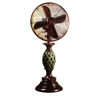 "12"" Hawaiian Paradiso Tabletop Desk Fan   #09137"