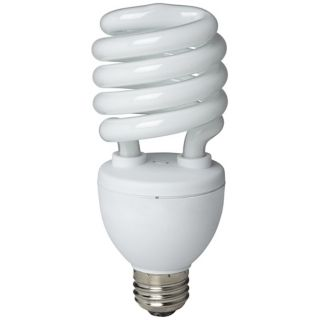 20 Watt Compact Fluorescent Twist ENERGY STAR Light Bulb   #38145