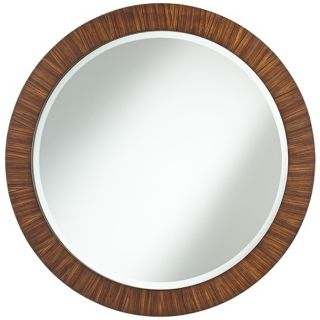 "Uttermost Jules Round 35"" Wide Wall Mirror   #H6763"