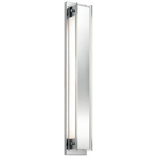 "Sonneman Accanto 28 1/2"" High Polished Chrome Wall Sconce   #W9667"