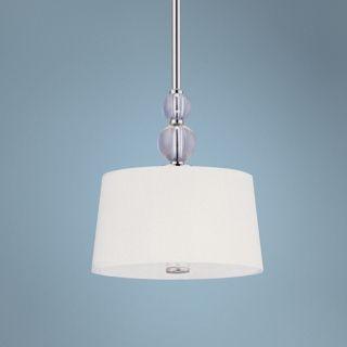 Maxim Rondo Nickel Finish Mini Pendant Light   #U5444