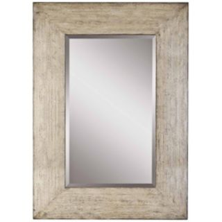 "Uttermost Langford 70 1/2"" High Wood Wall Mirror   #Y5574"