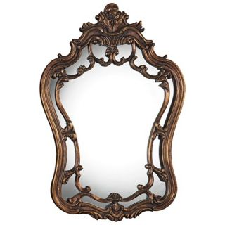 "Sandyford 36"" High Northglenn Gold Wall Mirror   #X7179"