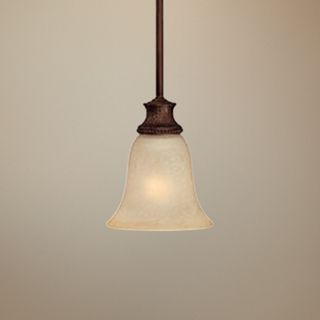 Hill House Collection Burnished Bronze Mini Pendant Light   #91219
