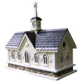 Amish Barn Bird House   #H9563