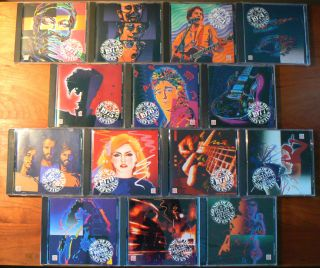 Time Life 14 CD Lot Sounds of The Seventies Collection 70s Classic