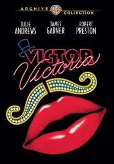Victor Victoria New SEALED DVD Warner Archive Collection