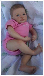 Reborn Baby Girl Juliet Sculpt Marissa May Art Doll So Sweet Lil