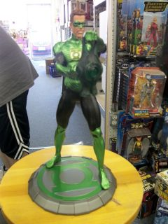 Green Lantern Movie Hal Jordan Maquette DC Direct