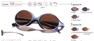 JULBO Gafas de sol SUNGLASSES Mod. TOON NIÑO DE 2 4 AÑOS VIOLETA