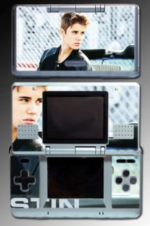 Justin Bieber Believe Pray Vinyl Decal Game Skin Cover 31 for Nintendo