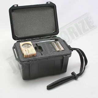 2011 Black Tin Magic Flight Launch Box Vaporizer