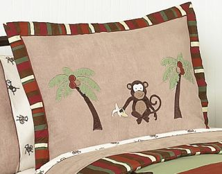 Jungle Boy Kids Full Queen Sized Bedding Set JoJo Designs
