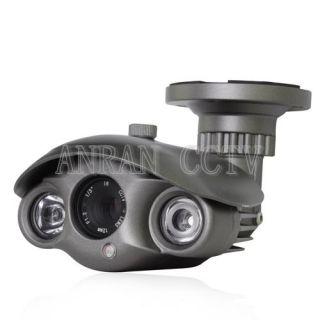 IR Long Range Sony 700TVL Color CCD Waterproof CCTV Camera