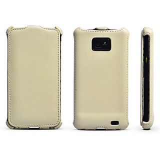 Genuine ROCK Flip Protective Leather Case for Samsung Galaxy S2 i9100