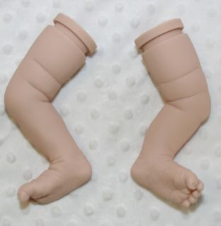 Reborn Baby Kaelin Peach Doll Kit by Denise Pratt 5558