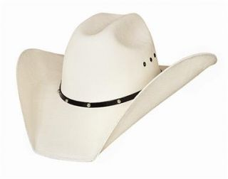 Bullhide DOUBLE BARREL ACE Western 50X Straw Cowboy Hat Justin Moore