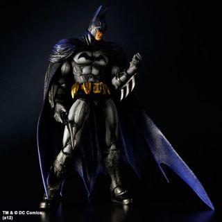 Japan Square Enix Play Arts Kai Arkham City Batman 25cm Action Figure