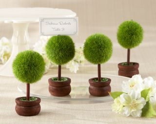 48 Topiary Photo Holder Place Card Holder Wedding Bridal Shower Favors