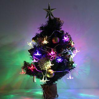USD $ 9.89   7M 30 LED Flower Shaped Colorful Light LED Strip Fairy