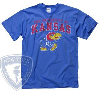 University of Kansas Jayhawks T Shirt XL