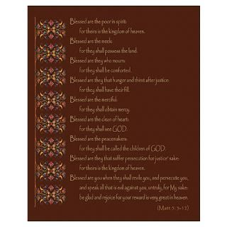 Bible Quotes Posters & Prints
