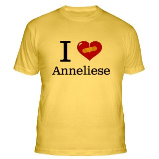 Love Anneliese Gifts & Merchandise  I Love Anneliese Gift Ideas