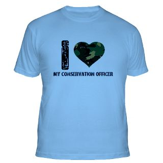 Love My Conservation Officer Gifts & Merchandise  I Love My