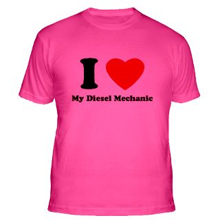 Love My Diesel Mechanic Gifts & Merchandise  I Love My Diesel