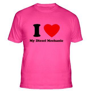 Love My Diesel Mechanic Gifts & Merchandise  I Love My Diesel