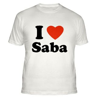 Love Saba Gifts & Merchandise  I Love Saba Gift Ideas  Unique