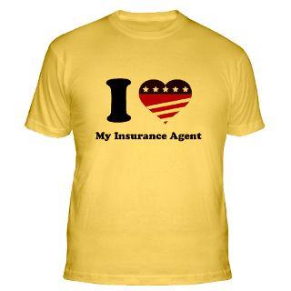 Love My Insurance Agent Gifts & Merchandise  I Love My Insurance