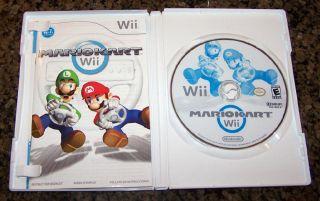 Nintendo Wii Game Mario Kart Wii
