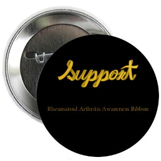 Support Rheumatoid Arthritis Awareness Ribbon Gifts & Merchandise