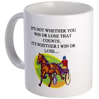 Harness Racing Mugs  Buy Harness Racing Coffee Mugs Online
