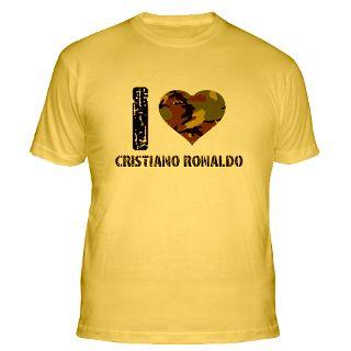 Love Cristiano Ronaldo Gifts & Merchandise  I Love Cristiano