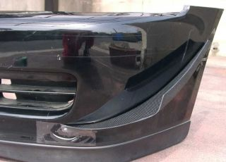 Honda Civic EG6 Carbon Bumper's Canards for Front Bumper Japan Auto