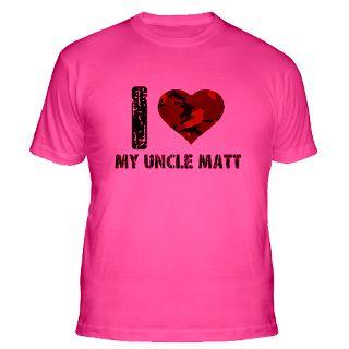 Love My Uncle Matt Gifts & Merchandise  I Love My Uncle Matt Gift
