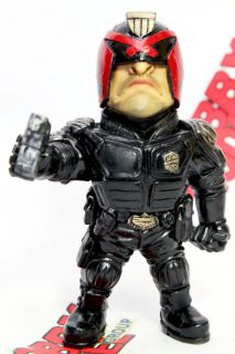 Judge Dredd Karl Urban I Am The Law Funny Painted Deformed SD Resin