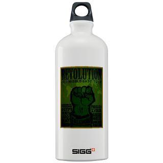 middle east revolution 2011 t sigg water bottle