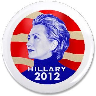 Gifts  Buttons  Hillary 2012 3.5 Button