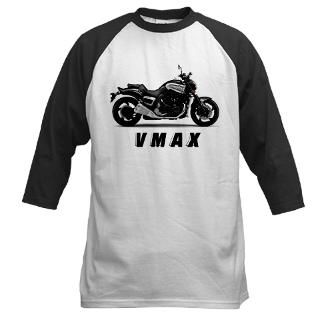 Long Sleeve Ts  2009 V MAX Baseball Jersey