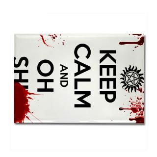 Keep Calm and2 x 3Magnet > Super Wiki Shop
