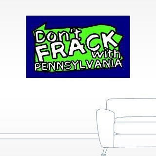 Pennsylvania  50 State Political Campaign Bumper Stickers