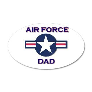 Air Force Dad Gifts  Air Force Dad Wall Decals  air force dad