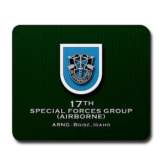 12th Special Forces Group (Airborne) A Mousepad