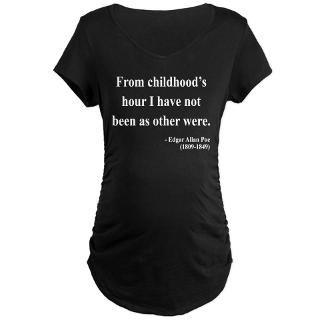 Edgar Allan Poe 19 T Shirt