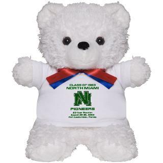 Gifts  Teddy Bears  20 Year Reunion Logo Teddy Bear