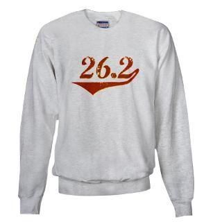 26.2 Gifts  26.2 Sweatshirts & Hoodies  26.2 Retro Sweatshirt