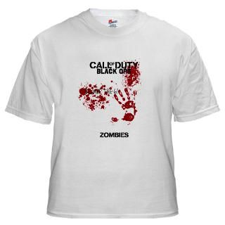 Black Ops Zombies T Shirts  Black Ops Zombies Shirts & Tees